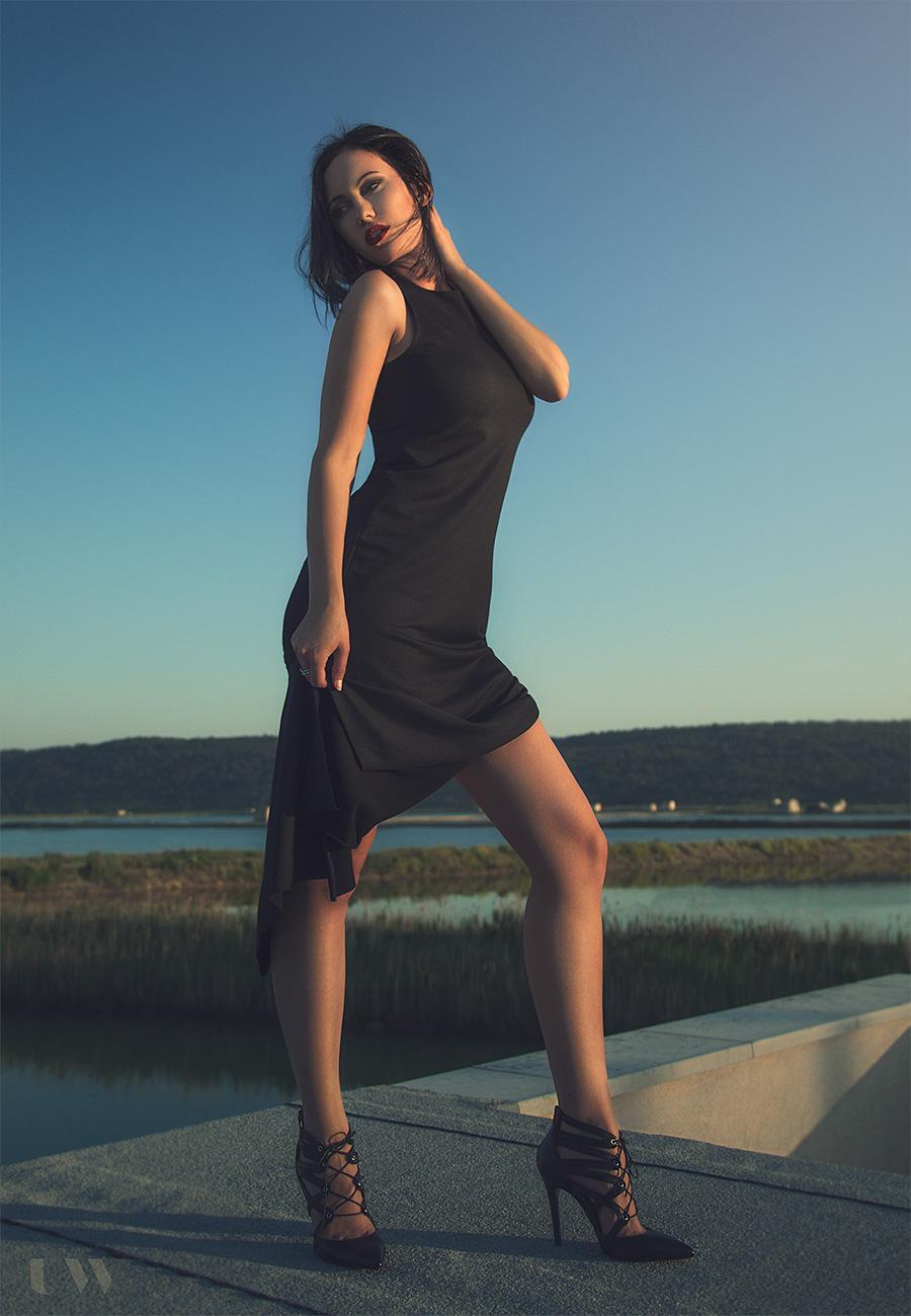Portrait and fashion Katja Sadl