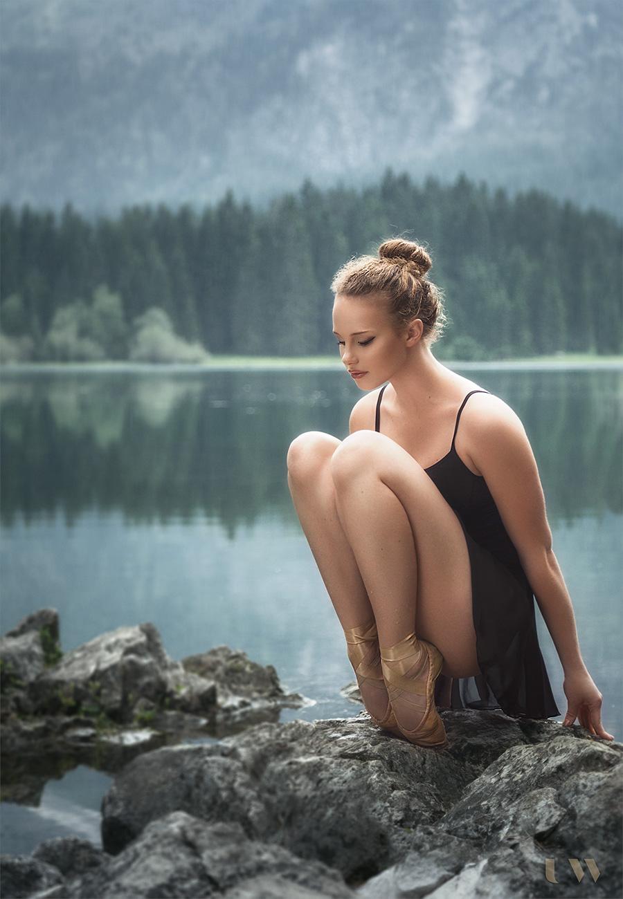 Portrait and themed shoot Anja Sivic
