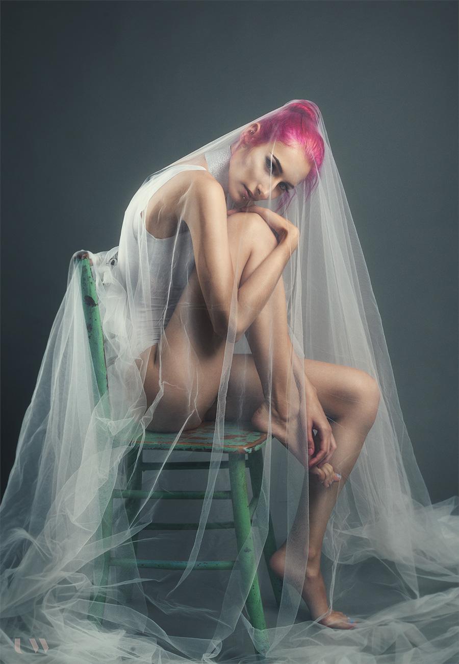 Portrait and boudoir Sara Briski Cirman - Raiven