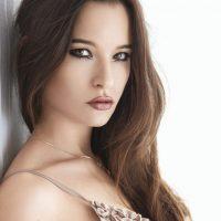 Portrait Bernarda Krivec model book