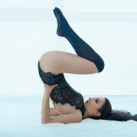 Model book boudoir Ana Devayani Kersnik Žvab