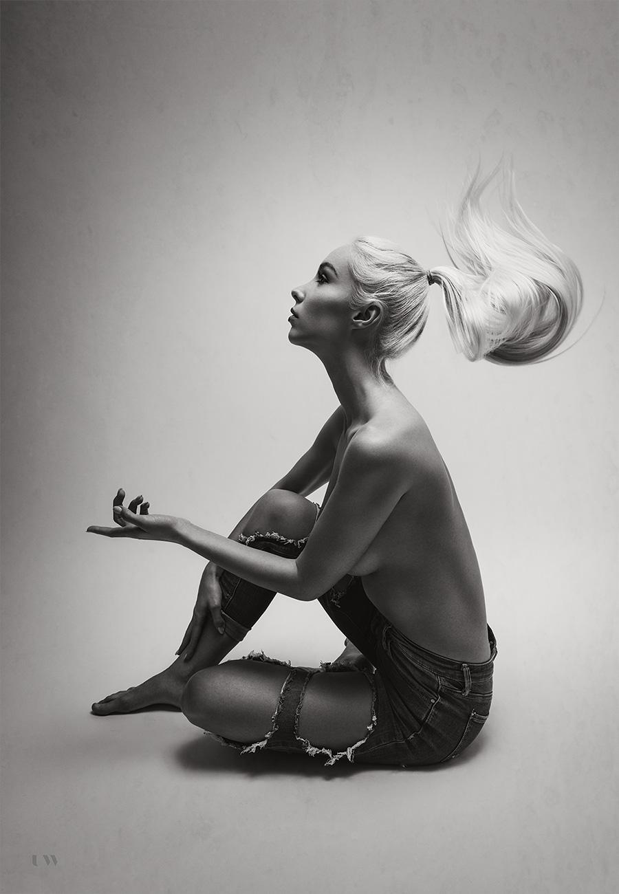 Eva Plesnik, model book, Ulla Wolk