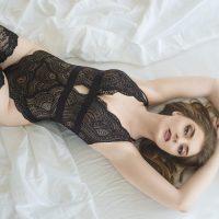 Adrijana, boudoir photography, UllaWolk