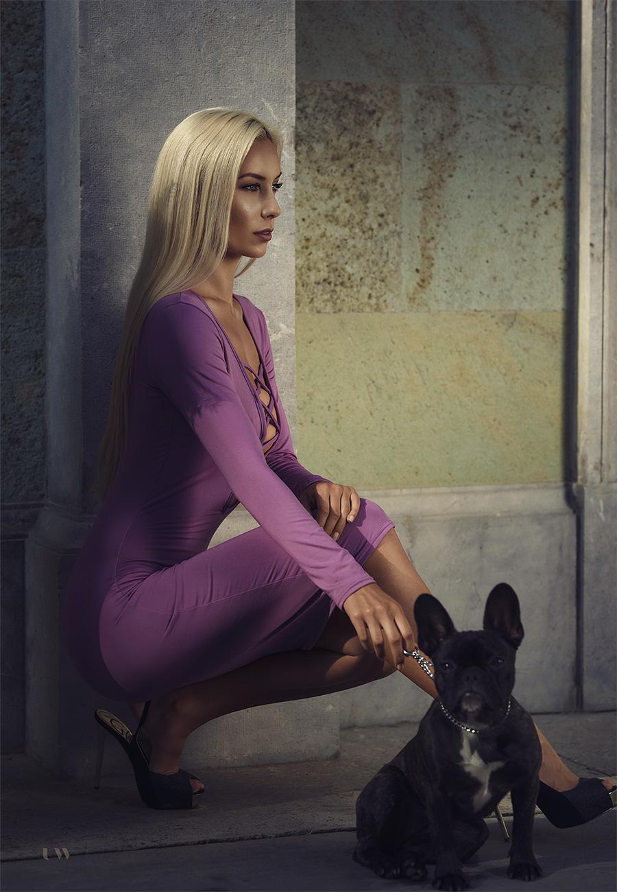 Eva Plesnik, fashion, UllaWolk, Zally