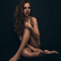 Natalija Furman, dark boudoir, Ulla Wolk