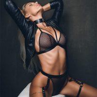 Eva, model, sept 2020, Ulla Wolk